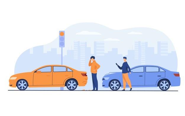 گرفتن خسارت در تصادفات رانندگی چگونه است و چه قوانینی دارد ۶